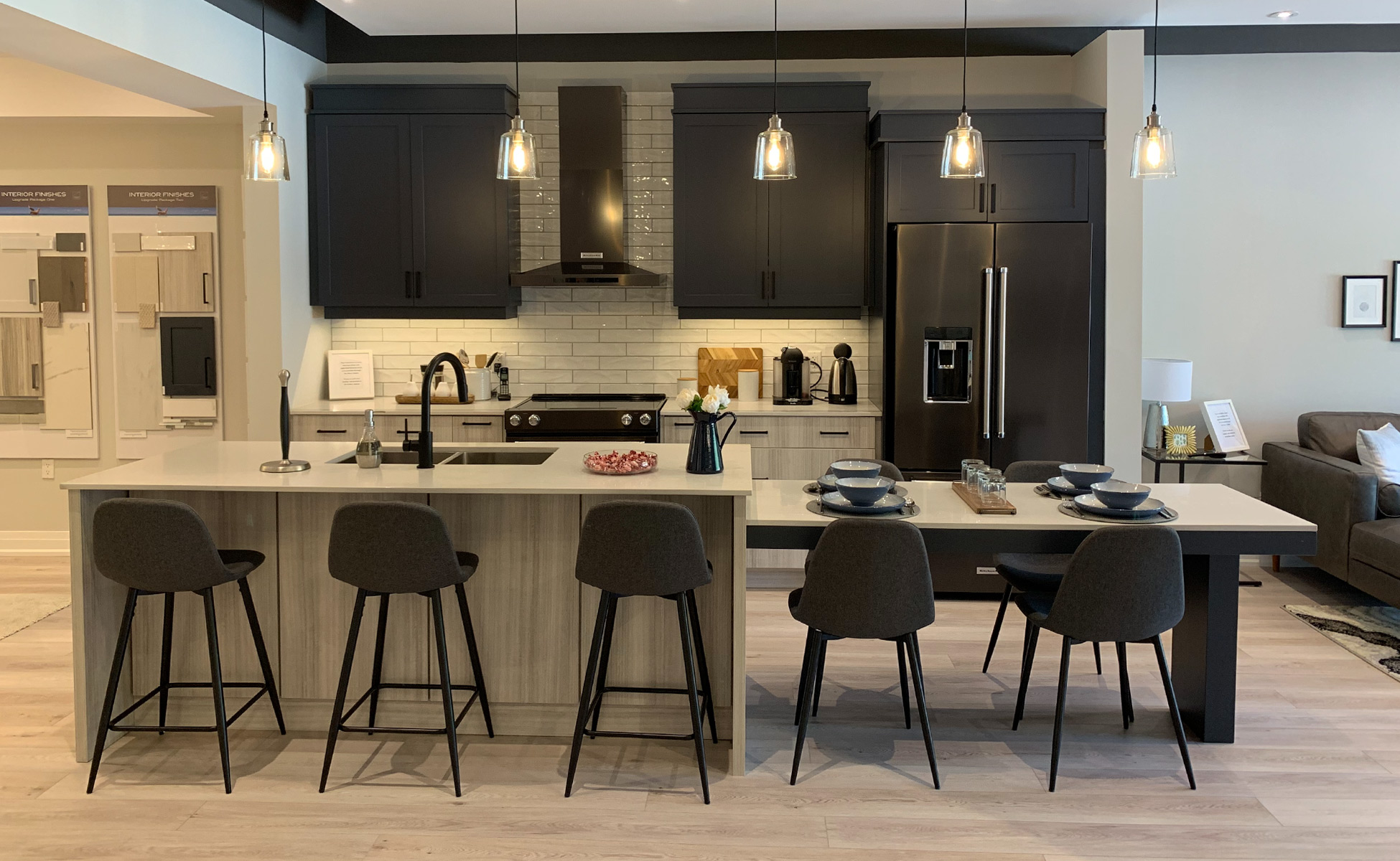 Sterling Wasaga kitchen